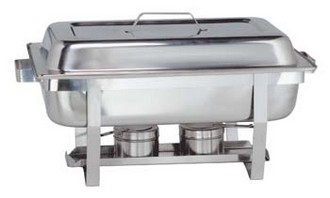 "Classic one ""Basic"" chafing dish"