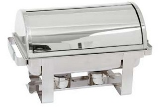 Chafing dish caterchef met roll-top deksel